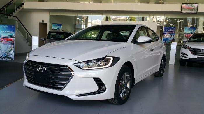 Hyundai Elantra MT đầy đủ các màu, hỗ trợ trả góp tối ưu, quà tặng hấp dẫn 4