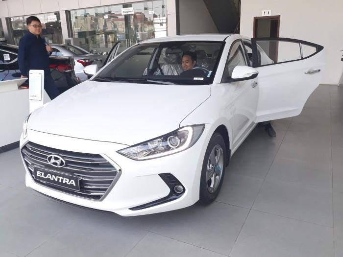 Hyundai Elantra MT đầy đủ các màu, hỗ trợ trả góp tối ưu, quà tặng hấp dẫn 1
