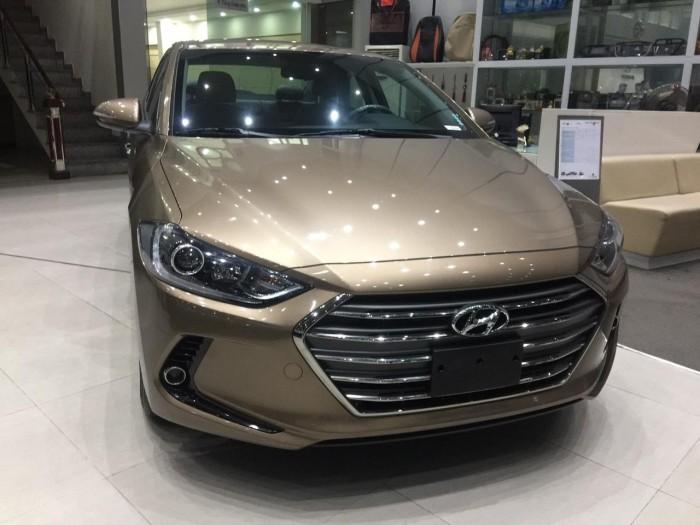Hyundai Elantra 1.6 AT đầy đủ các màu, hỗ trợ trả góp tối ưu, quà tặng hấp dẫn 3