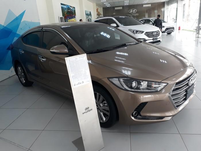 Hyundai Elantra 1.6 AT đầy đủ các màu, hỗ trợ trả góp tối ưu, quà tặng hấp dẫn
