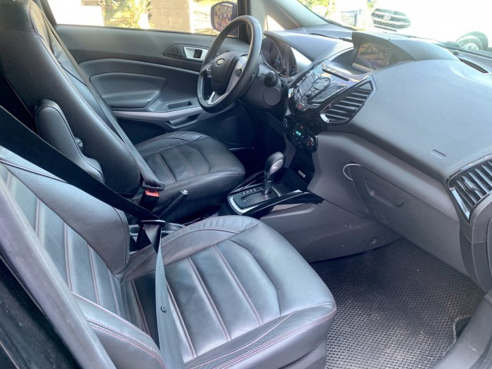 Bán Ford Ecosport sx 2k16 titanium màu đen 10
