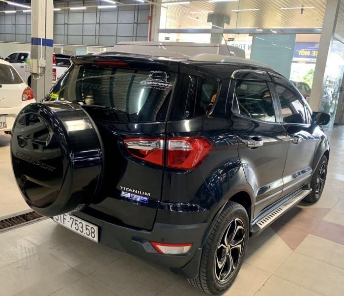 Bán Ford Ecosport sx 2k16 titanium màu đen 4