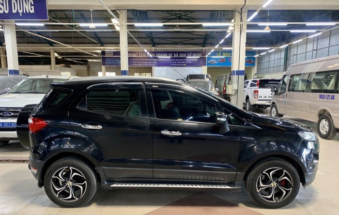 Bán Ford Ecosport sx 2k16 titanium màu đen 9
