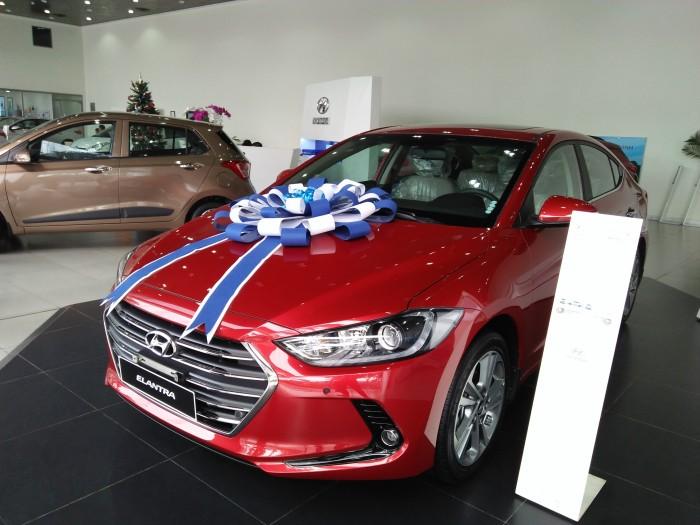 Hyundai Elantra 2.0 AT đầy đủ các màu, hỗ trợ trả góp tối ưu, quà tặng hấp dẫn 2