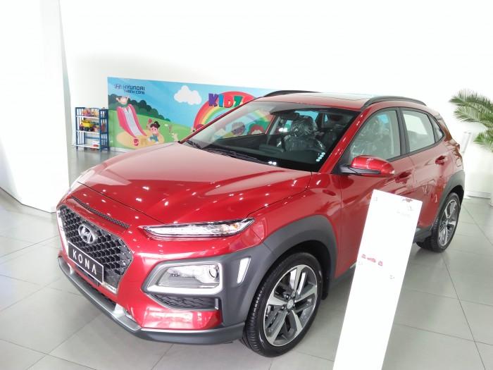 Hyundai Kona, đầy đủ các phiên bản, các màu, hỗ trợ trả góp tối ưu, quà tặng hấp dẫn 3