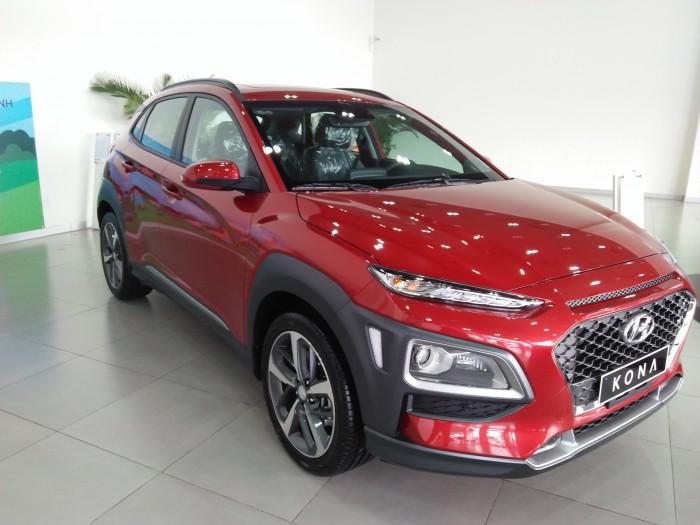 Hyundai Kona, đầy đủ các phiên bản, các màu, hỗ trợ trả góp tối ưu, quà tặng hấp dẫn 2