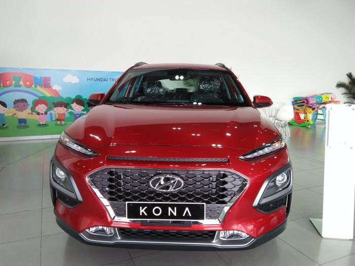 Hyundai Kona, đầy đủ các phiên bản, các màu, hỗ trợ trả góp tối ưu, quà tặng hấp dẫn 1
