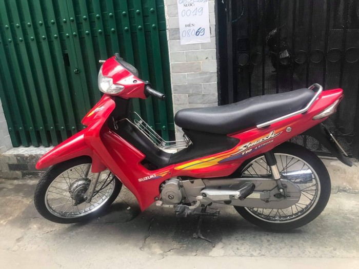Xe Suzuki smash revo 110 chính hãng. BSTP
