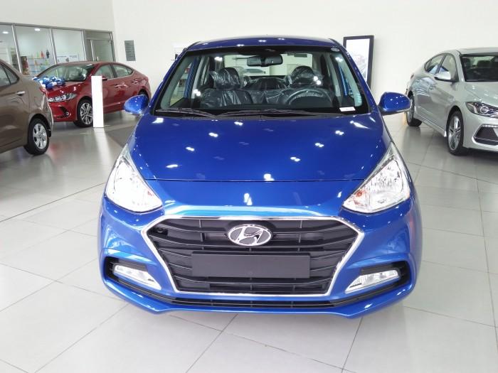 Hyundai Grand i10 sedan 1.2 MT, đầy đủ các màu, hỗ trợ trả góp tối ưu, quà tặng hấp dẫn 1