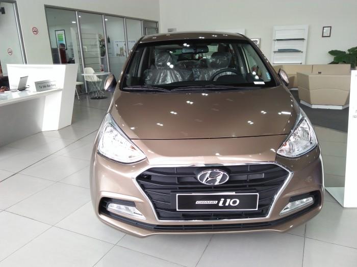 Hyundai Grand i10 sedan 1.2 MT, đầy đủ các màu, hỗ trợ trả góp tối ưu, quà tặng hấp dẫn 3