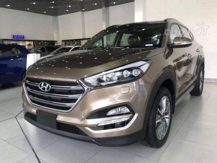 Hyundai Tucson 2.0L, đầy đủ các màu, hỗ trợ trả góp tối ưu, quà tặng hấp dẫn 4