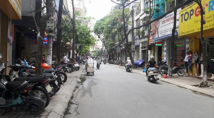 Bán nhà Mặt phố Nguyễn Ngọc Nại, 100m2xMT 5m