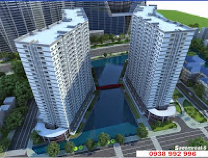 Cho thuê gấp căn hộ Jamona City full nội thất
