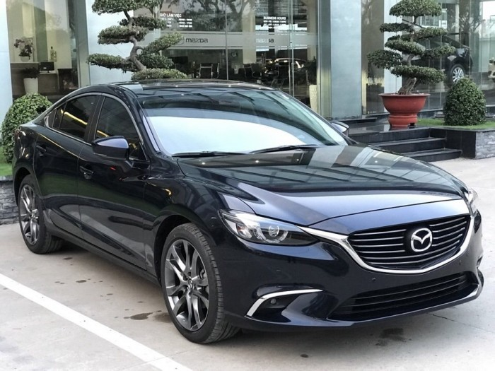 Mazda 6 Premium 2020 mới nhất- nhiều ưu đãi nhất - 248tr nhận ngay xe 4