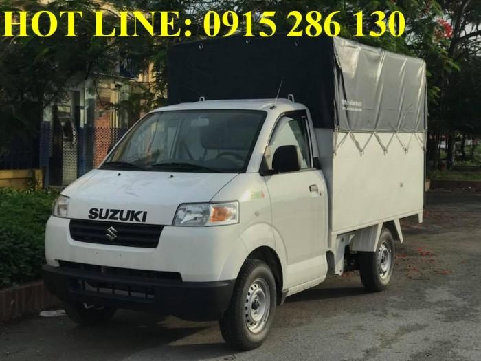 Bán Suzuki 7.5 tạ nhập nguyên chiếc, thùng siêu dài 4
