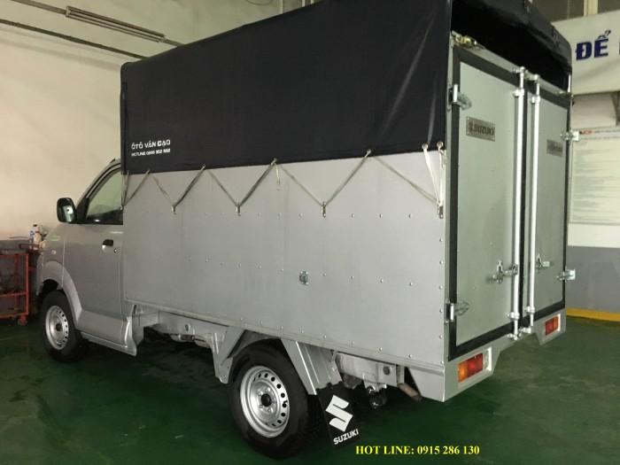 Bán Suzuki 7.5 tạ nhập nguyên chiếc, thùng siêu dài 0