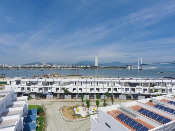 Nhà phố mặt tiền đường Trần Hưng Đạo, Quỹ đất vàng sông Hàn