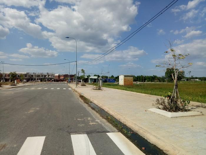 Nhanh tay đặt chỗ KDC mới Nhơn Trạch, ngay KCN Nhơn Trạch, giá rẻ, Sổ Hồng Riêng, 100% thổ cư