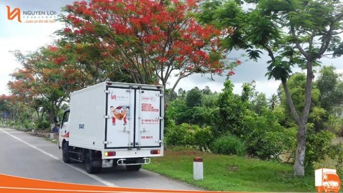 Cho thuê xe tải nhỏ 500kg chở hàng