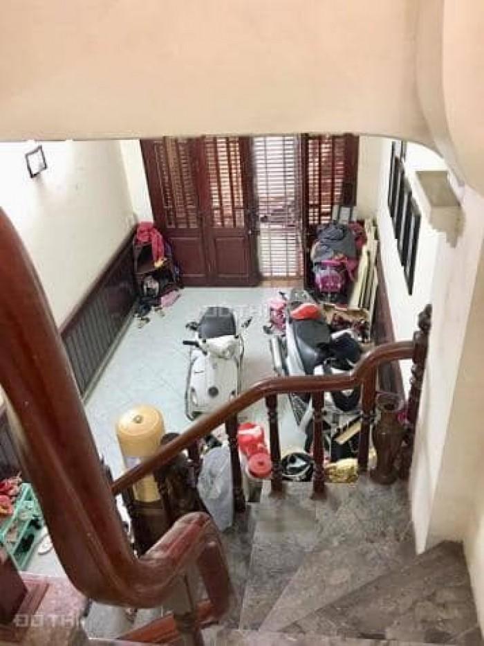 Bán nhà ngõ phố Láng Trung ô tô cách nhà 10m