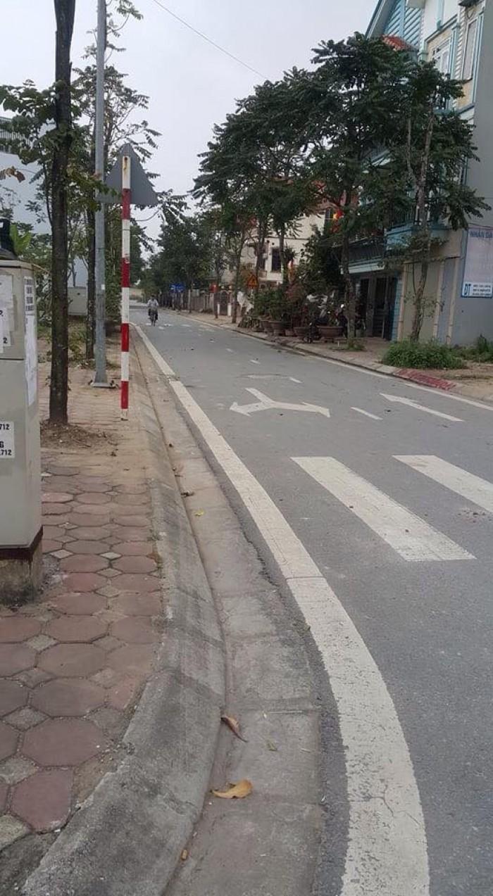 Bán Nhà Tđc Thạch Bàn Long Biên, Đường Vỉa Hè Ô Tô Tránh Nhau.