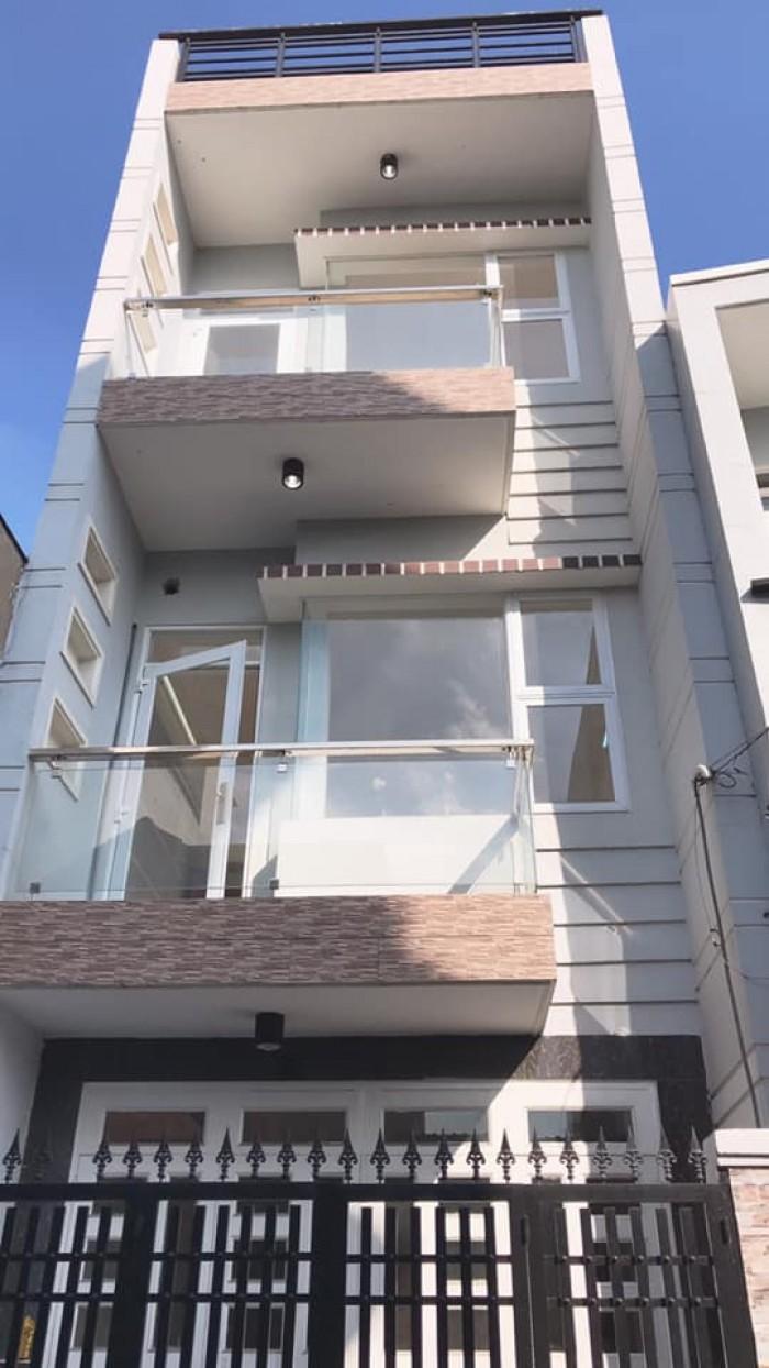 Bán nhà 2 mặt tiền hẻm 33/2 đường LK 2-10 quận Bình Tân