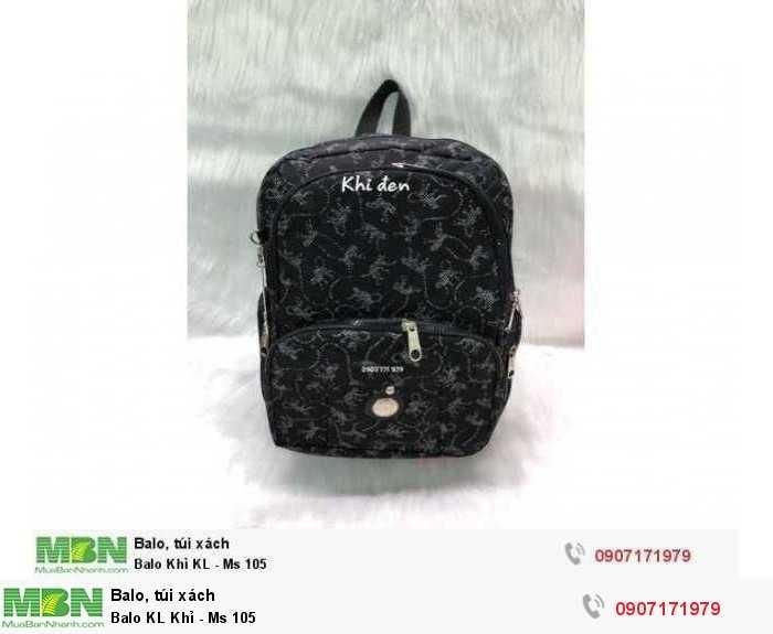Balo KL Khỉ - Ms 1050