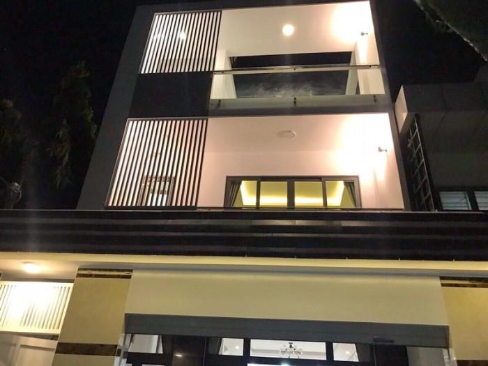 Bán nhà đẹp 2 lầu hẻm oto 1041 Trần Xuân Soạn P. Tân Hưng Quận 7.