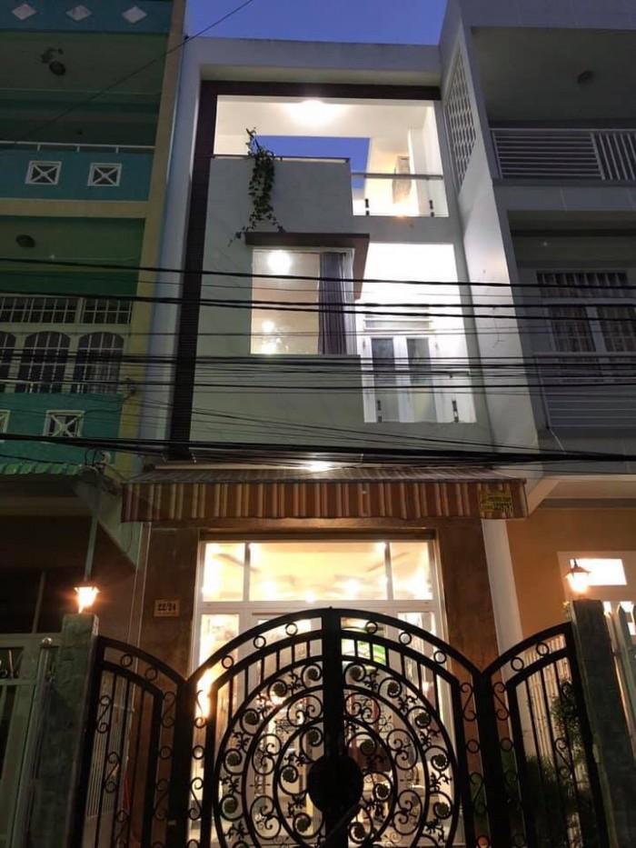 Bán Nhà 1 Trệt 2 Lầu Đường Trần Quang Khải TTTM Cái Khế Tp. Cần Thơ