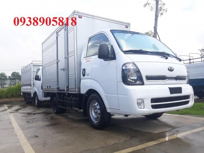 Xe tải kia trường hải, 990kg 1490kg 1990kg tại đà nẵng mới.