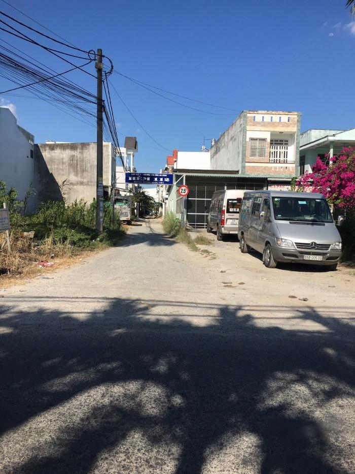 Bán nền thổ cư hẻm 112 Hoàng Quốc Việt lộ 4m5 xe hơi quay đầu.