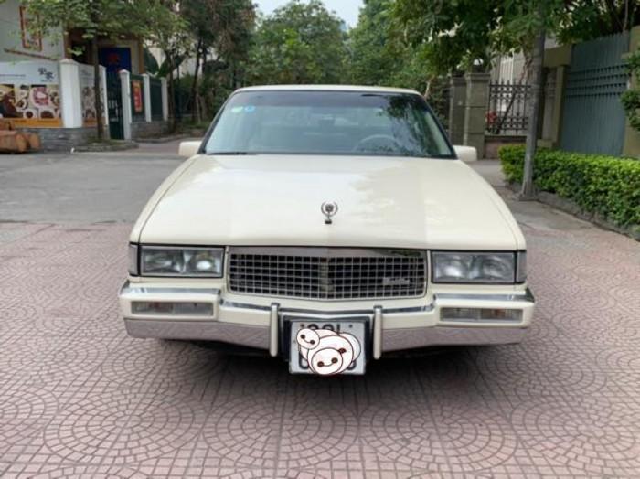Cadillac Coupe Deville sản xuất năm 1989.dky lần đầu năm 1999 nhập khẩu Mỹ