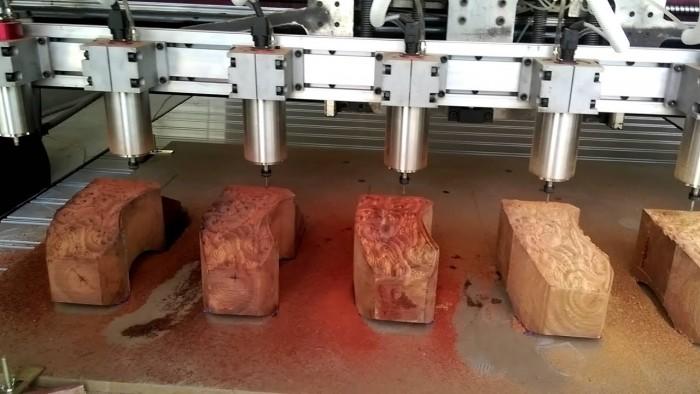 Máy đục gỗ 8 đầu thế hệ mới nhất tại tp Hồ Chí Minh0