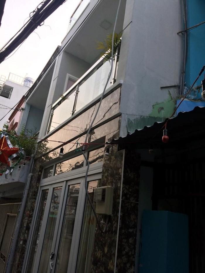 Bán nhà đẹp Phú Nhuận, Nhiêu Tứ, 32m2