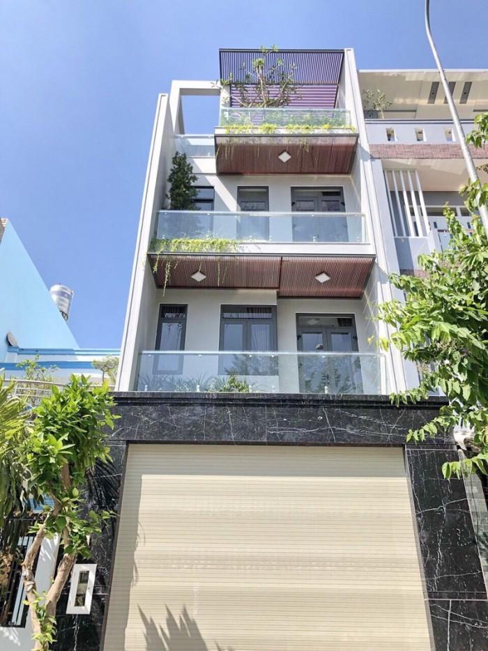 Bán nhà đẹp 2 lầu Đường số 1 - Phạm Hữu Lầu Phường Phú Mỹ Quận 7