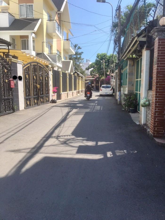 Bán gấp nhà 2 lầu mặt tiền đường Trịnh Khắc Lập Phường Thạnh Mỹ Lợi Quân 2