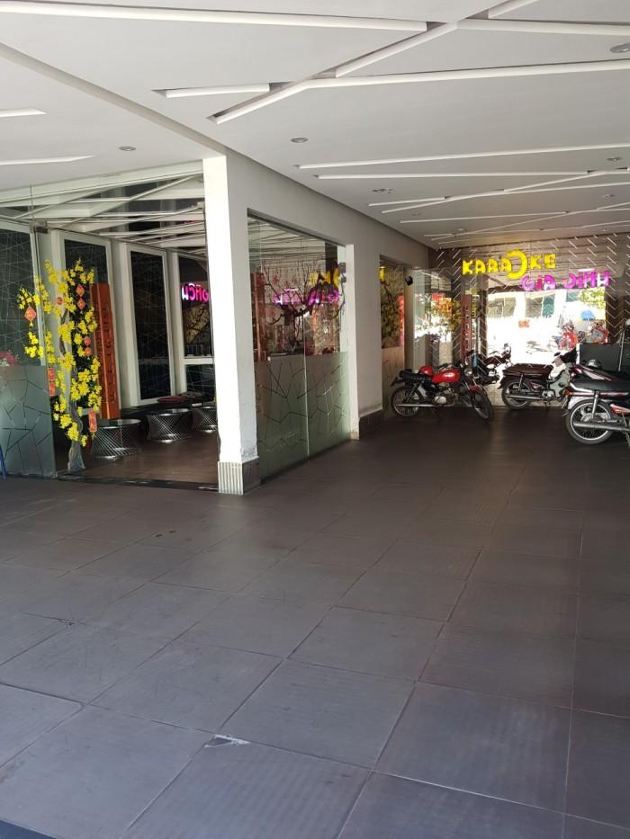 MT Nơ Trang Long. 9x23.5. 4 lầu.
