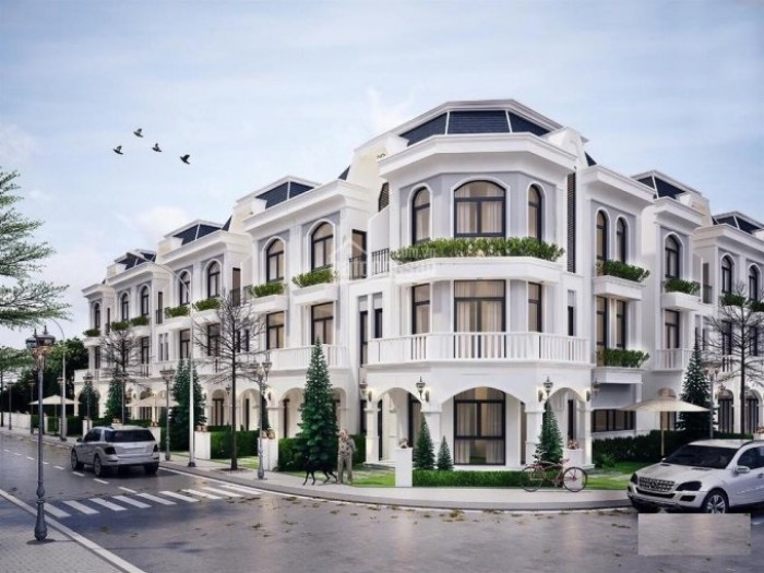 Cần tiền bán gấp nhà dự án Long Phú Residence sổ hồng riêng