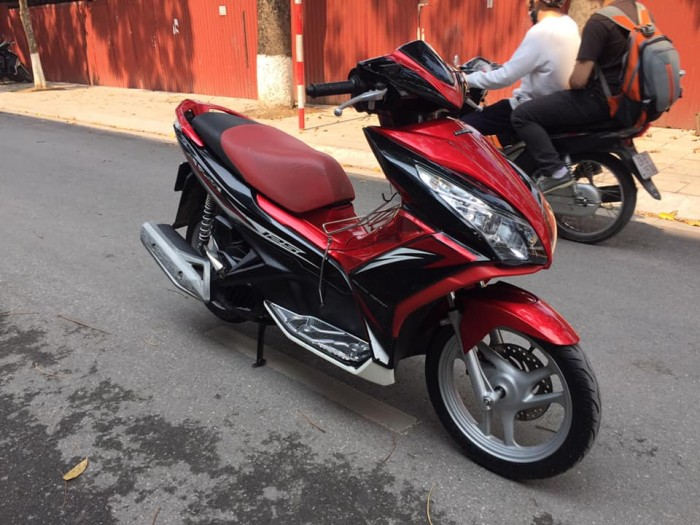 Honda Airblade 125 Fi đỏ đen biển HN nguyên bản