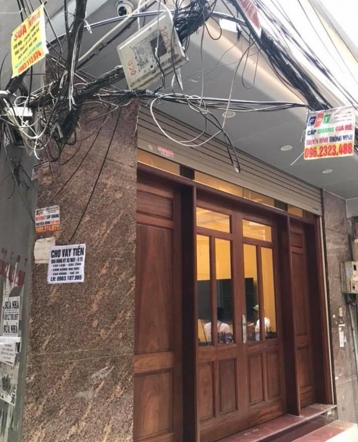Chính chủ bán căn nhà 5 tầng, cách mặt phố Nguyễn Trãi 50m, Thanh Xuân, Hà Nội