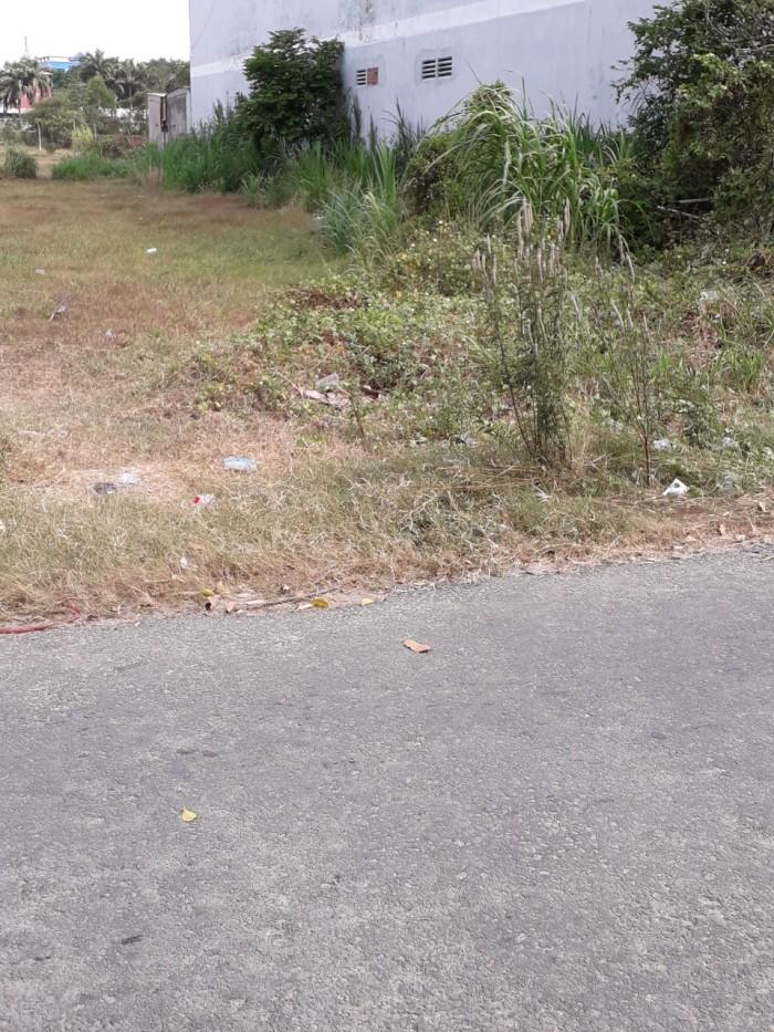 Đất Mặt Tiền 16m X 52m  Đường Nhựa Khu Phố 1 Thuộc Thị Trấn Củ Chi Huyện Củ Chi.