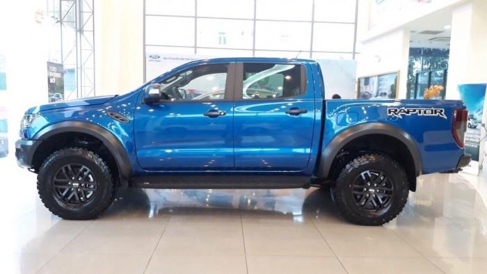 Ford RAPTOR - Đỉnh cao bán tải đã có mặt tại City FORD