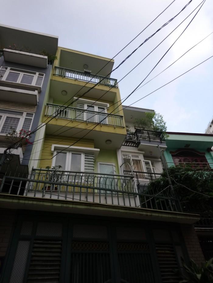 Do định cư đi nước ngoài,cần bán nhà Dương Bá Trạc Q.8, DT:178m2.