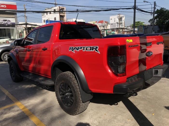 Ford Raptor Đỉnh cao bán tải , giao xe ngay chỉ với 240tr