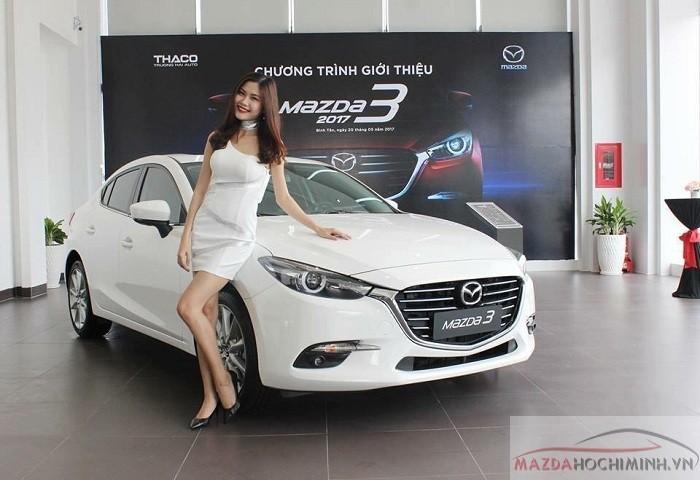 Mazda 3 giá tốt, ưu đãi lớn 3