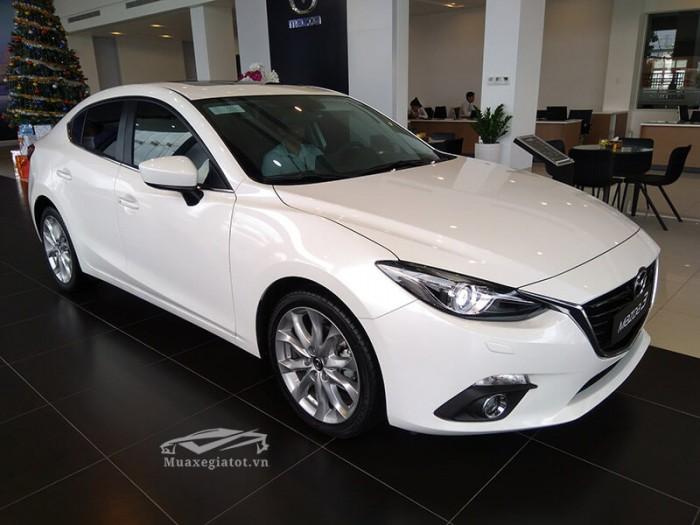 Mazda 3 giá tốt, ưu đãi lớn 2