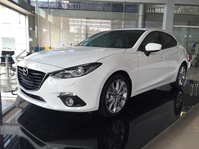 Mazda 3 giá tốt, ưu đãi lớn 1