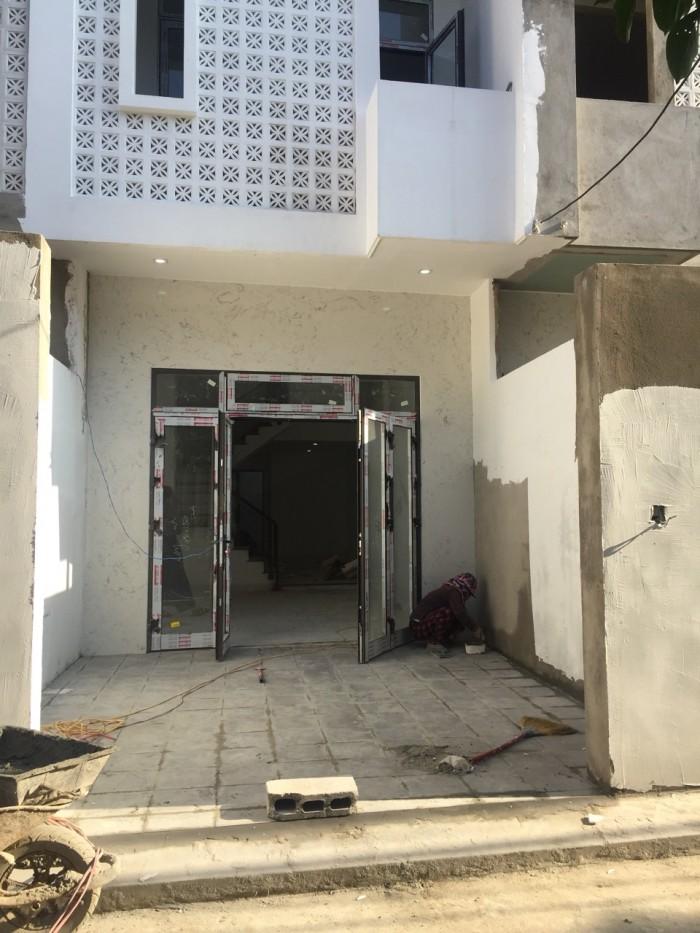Bán nhà Kiệt 3m Hải Châu nhà mới xây 3 Phòng Ngủ Kiệt Thông.
