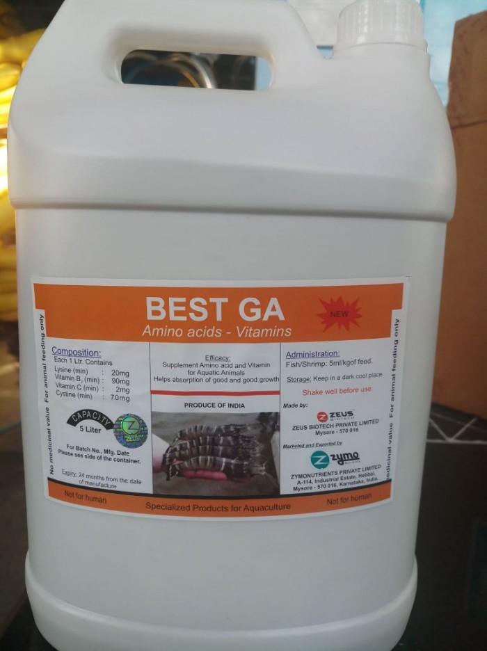 BEST GA : BỔ GAN THẢO DƯỢC DẠNG NƯỚC Thành phần: Trong 1 lít sản phẩm có: Ly...