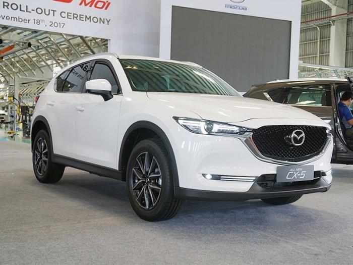 Mazda Cx 5, giá tốt, chính sách hấp dẫn 5